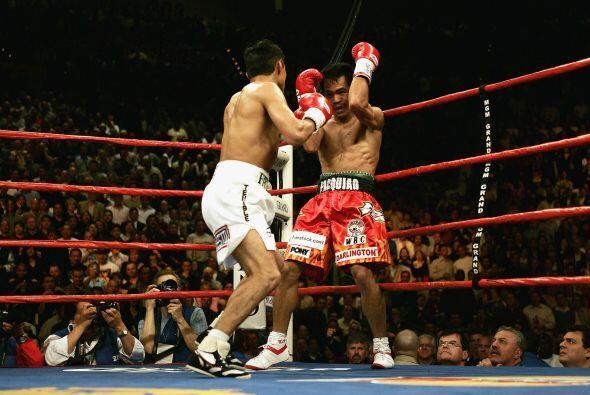 Erik 'Terrible' Morales ganó por decisión unánime l...