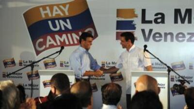 Las elecciones primarias en Venezuela se realizan este 12 de febrero.
