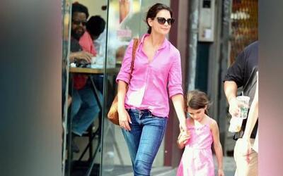 Madres e hijas combinadas a la moda