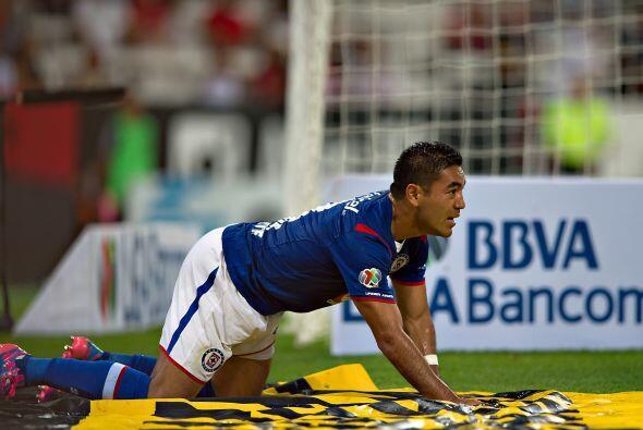 En cambio Marco Fabián y Christian Giménez están perdidos por su baja de...