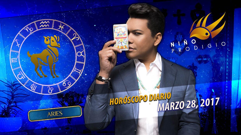 Niño Prodigio - Aries 28 de marzo, 2017