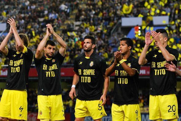 Los jugadores del Villarreal se unieron a la pena del barcelonismo, usan...