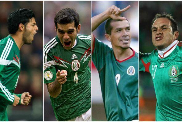 Carlos Vela se sumó a una pequeña lista de jugadores como Cuauhtémoc Bla...