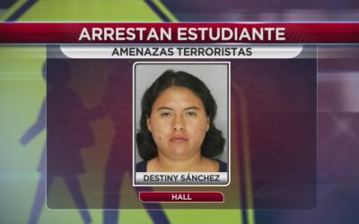 Arrestan a adolescente en Atlanta por presuntamente hacer amenazas terro...