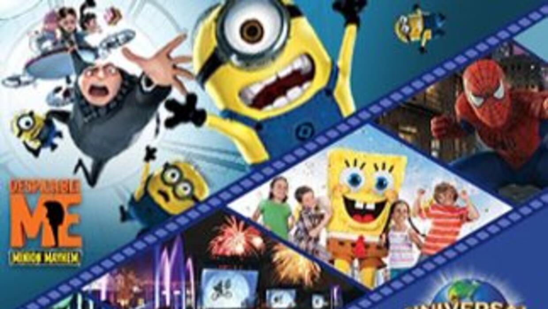 ¡Universal Studios, un año extraordinario para estar aquí!
