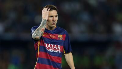 Messi no jugaría el derby ante Real Madrid