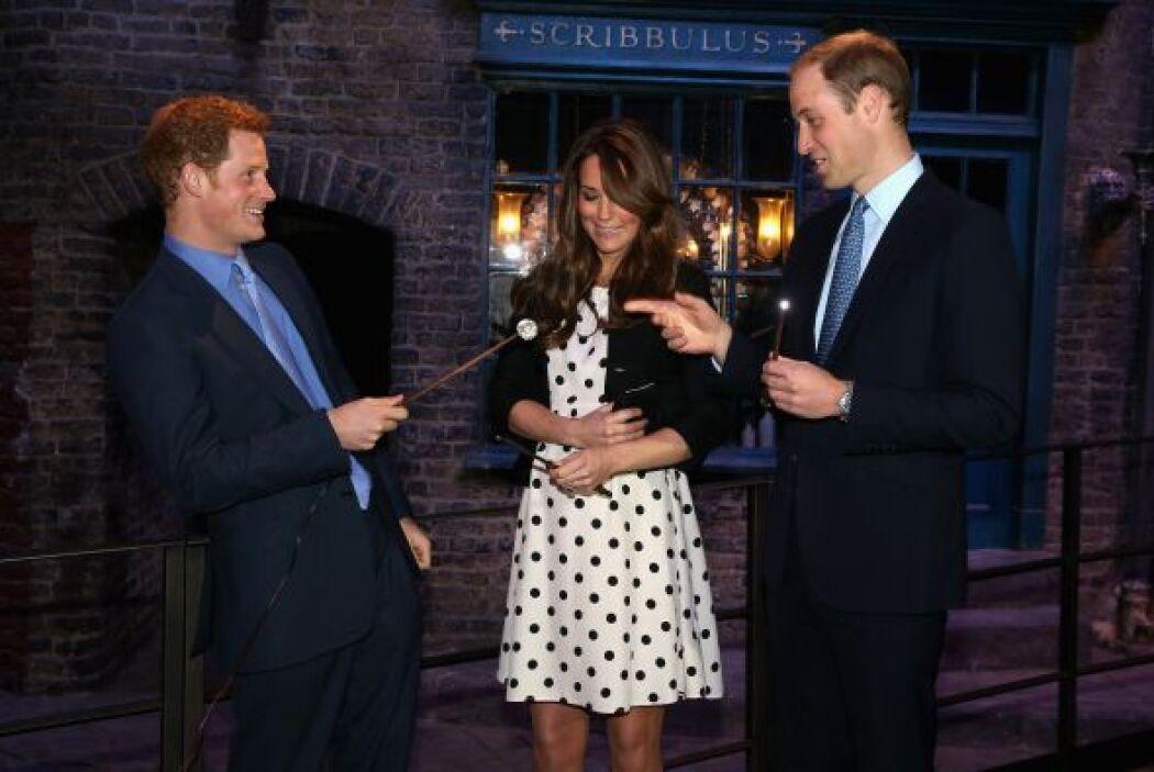 William, te recordamos que la de Harry brilla más.