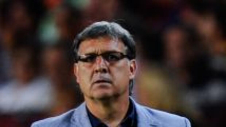 En un vuelo especial contratado por el Barcelona, el entrenador argentin...