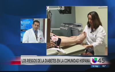 La diabetes en la comunidad hispana