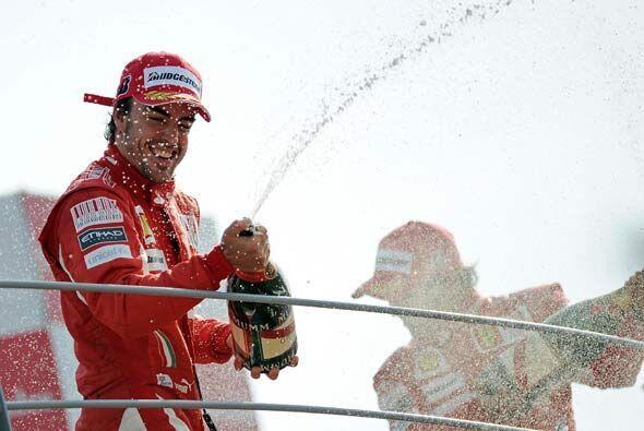 El piloto español dijo que está confiado en sus posibilidades para darle...