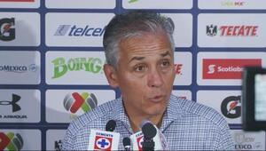 Sergio Bueno: 'Siempre tiene uno el espíritu de revertir la situación'