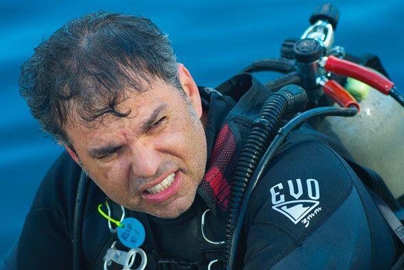 Un grupo de latinos decidió aventurarse a los océanos en b...