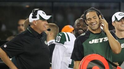 Los Jets cortaron al quarterback de ascendencia mexicana (AP-NFL).