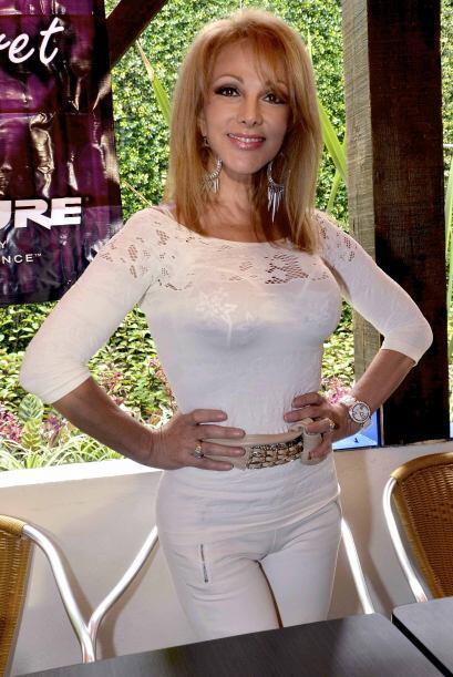 ¡Olivia Collins tiene 55 años!