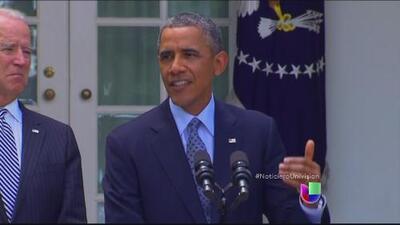 Barack Obama anuncia la muerte de la reforma migratoria