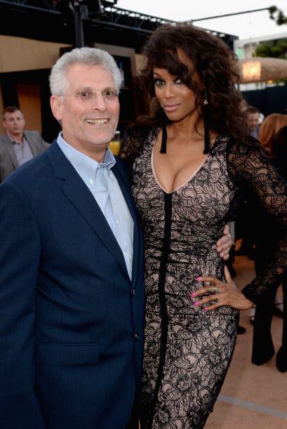 """La modelo y conductora de """"America's Next Top Model"""" definitiv..."""