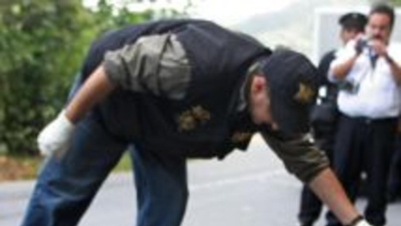 El detenido cometió siete de los ocho feminicidios en el Estado de Méxic...