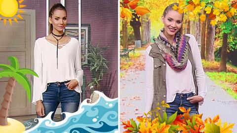 Recicla tu ropa verano y descubre cómo ponerla de moda este otoño