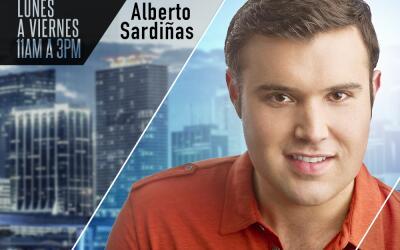 Alberto Sardiñas show