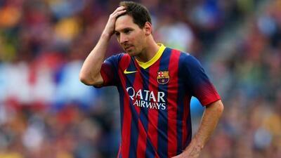 El internacional argentino queda a las puertas de ir a juicio junto a su...