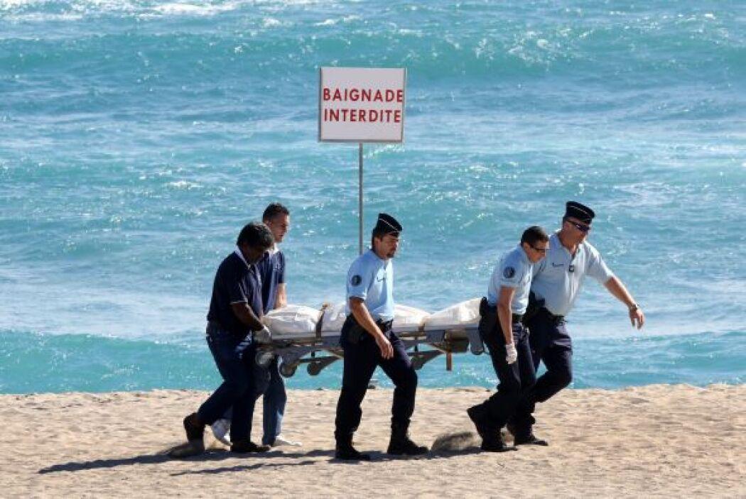 En él se indicó que es necesario que los que disfrutan del mar respeten...