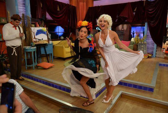 Frida y Marilyn esperan que hayas disfrutado de esta serie de imá...