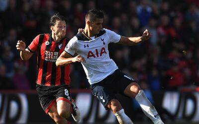 Bournemouth vs Tottenham