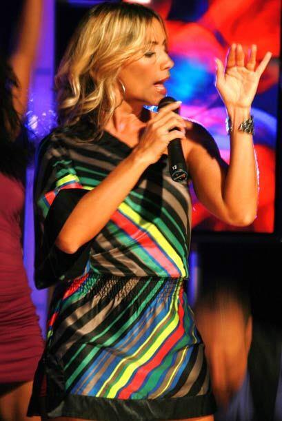Melina es una de las favoritas del público puertorriqueño.