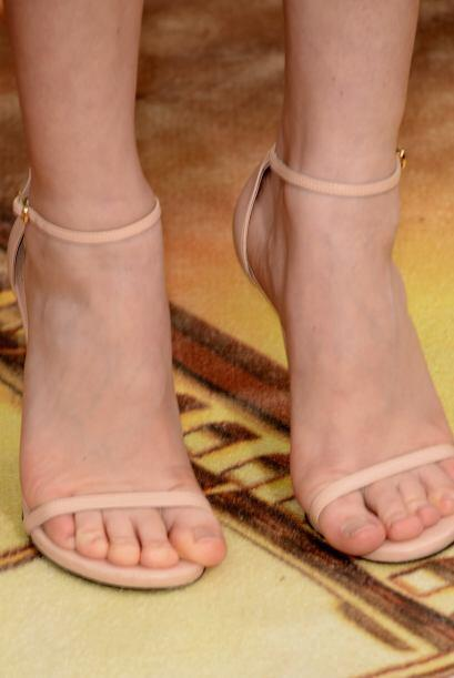 Zapatos, pendientes, brazaletes, anillos, un pequeño detalle que las hiz...