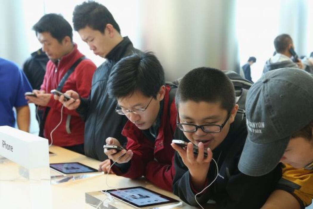 A pesar del éxito de sus ventas en China, la compañía se ha visto afecta...