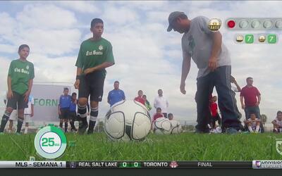 Gol contra reloj: Desde California, Santos Durango se enfrenta a Lions U...