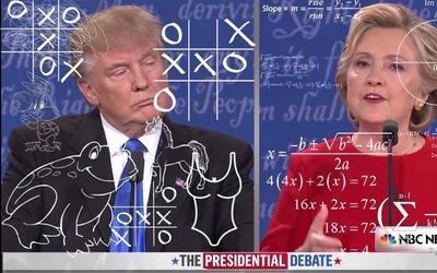 Memes del primer debate entre Trump y Clinton