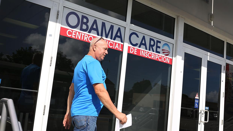 El Obamacare estará en el centro de la discusión pol&iacut...