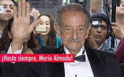 Mario Almeda murió y Los Tigres del Norte lo recordaron con la película...