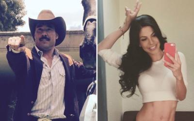 ¡Eduardo Yáñez y África Zavala, enamorados!