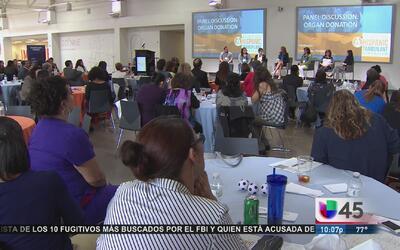 Desarrollan programa para inspirar a los hispanos a donar sus órganos