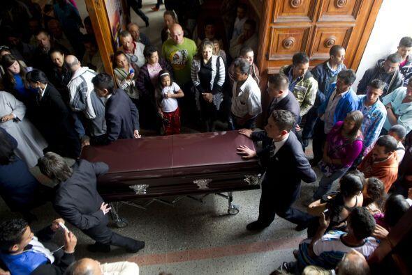 Para las autoridades, la matanza puede obedecer a una respuesta de las &...