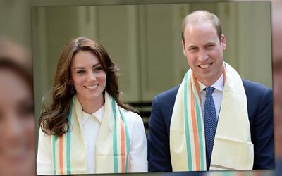 La visita del Príncipe William y Kate Middleton a la India