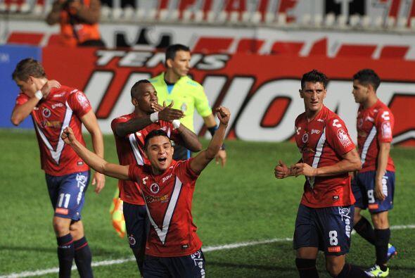 Veracruz no podría estar más feliz, se mantienen invictos, entre los pri...