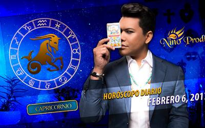 Niño Prodigio - Capircornio 6 de febrero, 2017
