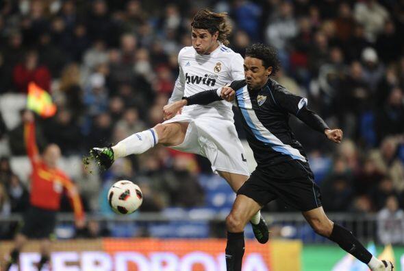 El Madrid parecía dispuesto a lograr un marcador abultado.