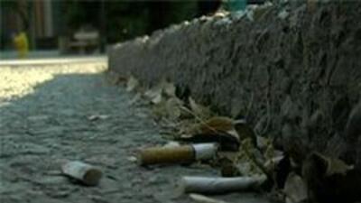 Consejo estudiantil quieren parar que fumen en campo escolar