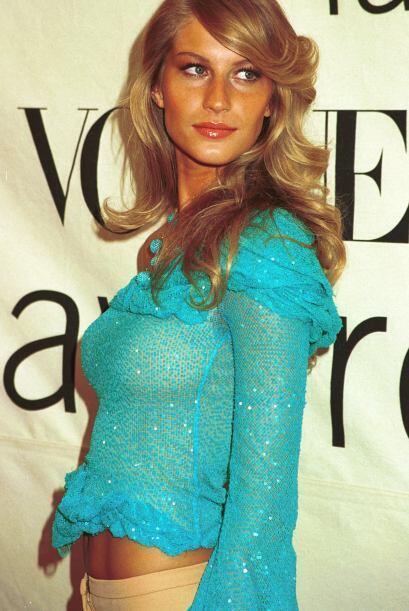 Durante sus primeros años en el mundo de la moda, esta guapa luc&...