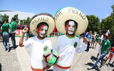 El Tricolor cuenta con millones de aficionados en EEUU y va en busca de...