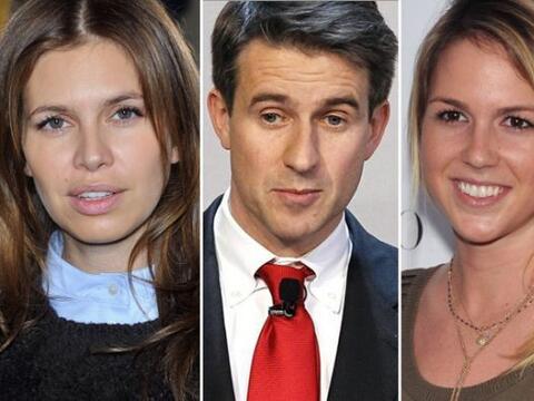 Ellos no sólo son famosos, poderosos y con unas cuentas bancarias...
