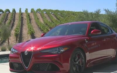 Conozca el Alfa Romeo Giulia 2017 en la sección Abordo