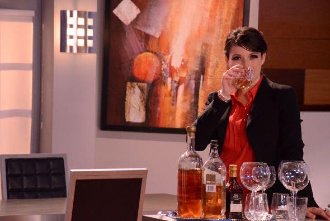 Shanik recibió los consejos de Susana Dosamantes para hacer una escena d...