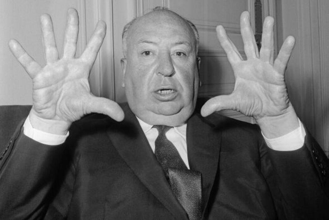 Alfred Hitchcock:  Adquirió en 1955 la ciudadanía estadounidense pero nu...