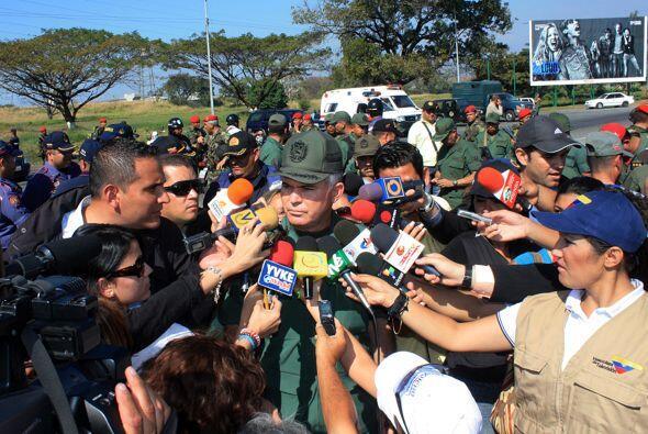 El ministro Carlos Figueroa Matas detalló a la prensa que al menos una p...