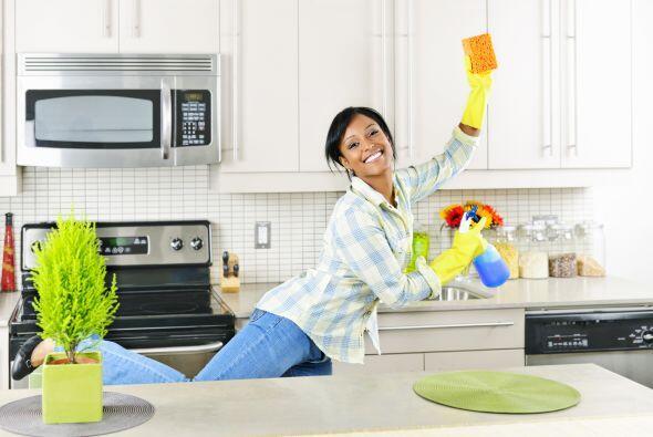 Cuando intentas abarcar toda la limpieza, no te ocupas de limpiar a fond...